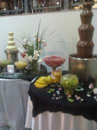 ChocoShow Eventos - Cascatas de Chocolate
