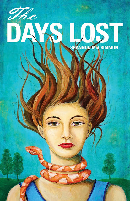 Cover Reveal: The Days Lost
