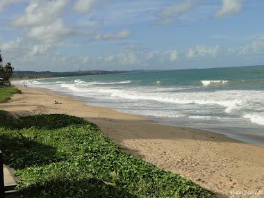 Praia de Cruz das almas - Maceió