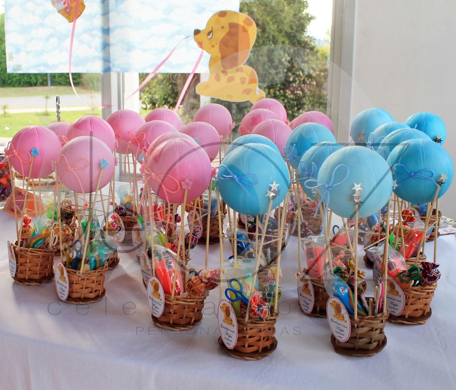 De oz celebraciones un paseo en un globo aerost tico - Globos aerostaticos infantiles ...