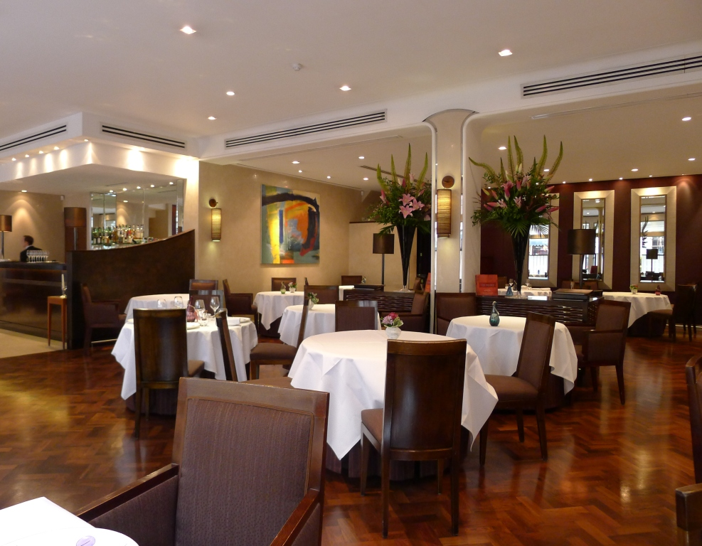 Gourmetgorro the square mayfair london review for The mayfair