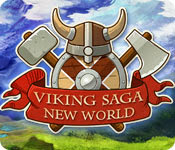เกมส์ Viking Saga - New World
