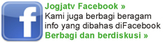 Facebook Jogja tv