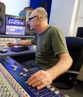 Leon Berrange vocal producer Voxbox London