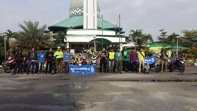 Modenas Riders Group