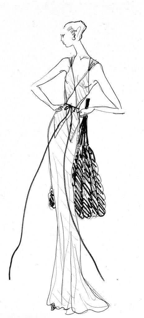 Cut gown 6