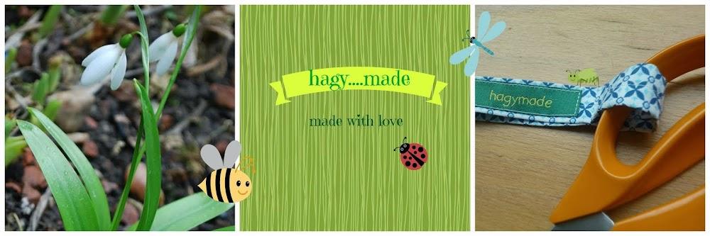 hagy...made