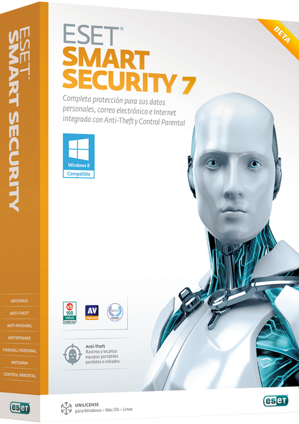 ESET Antivirus and Smart Security 7 Crack
