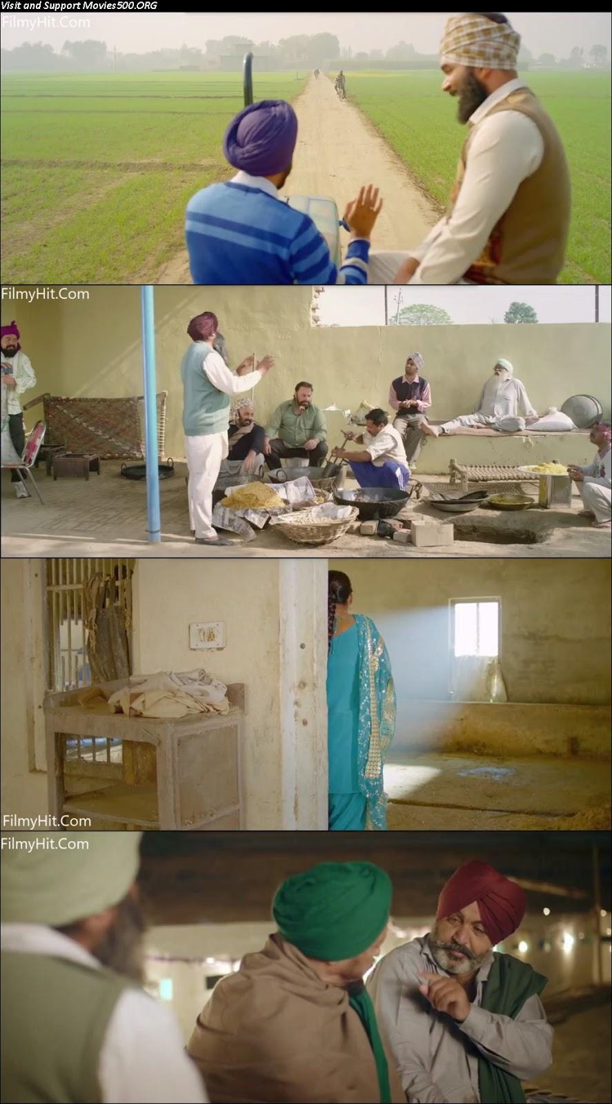 Manje Bistre 2017 Punjabi Movie Download HD DVD Rip 720P at softwaresonly.com