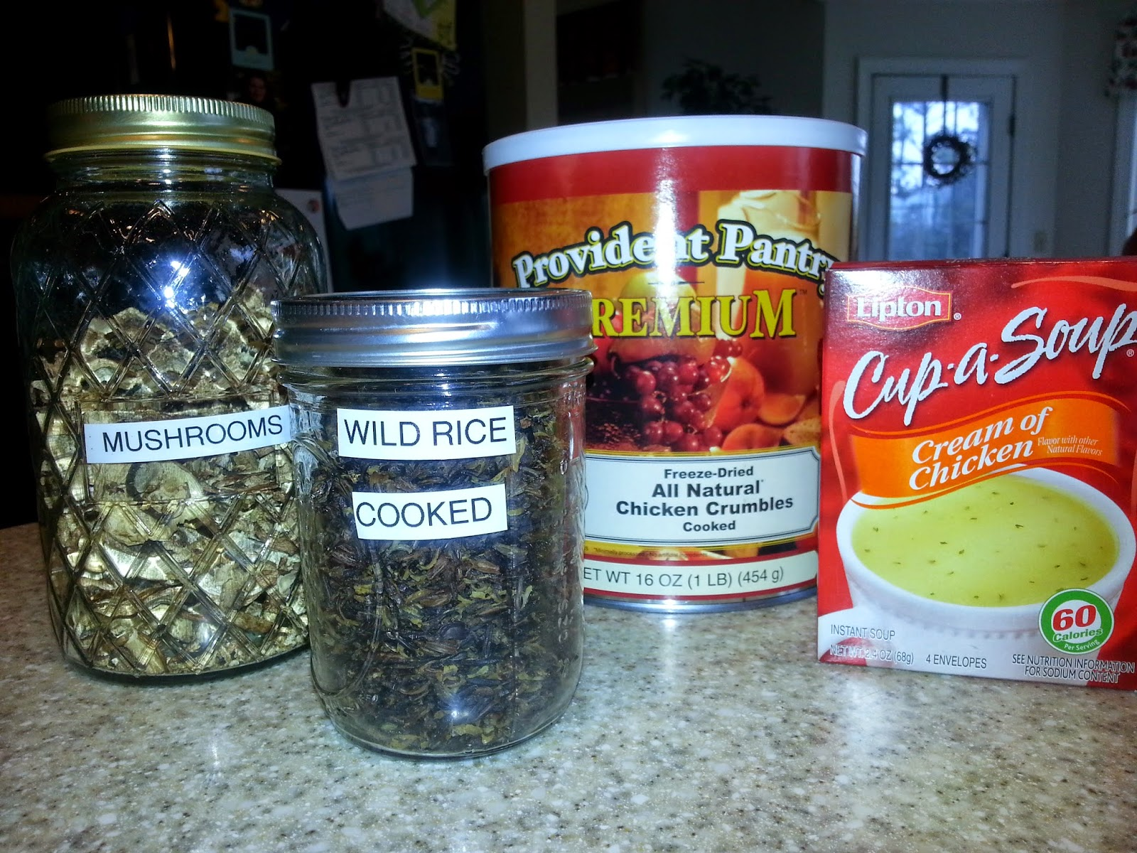 Trail Backpacking Survival Food