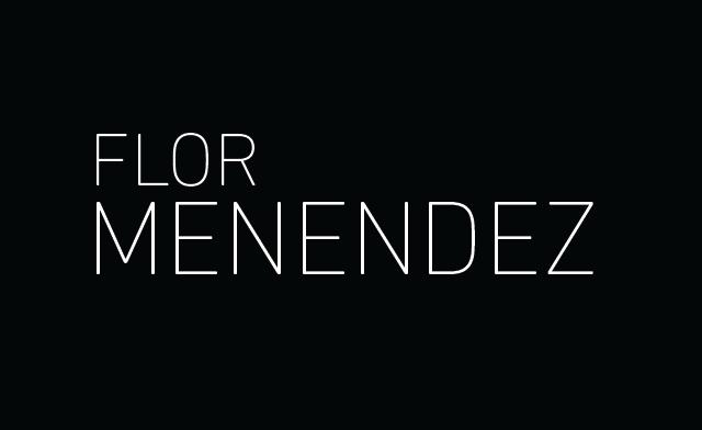 FLOR MENENDEZ - Fotografía