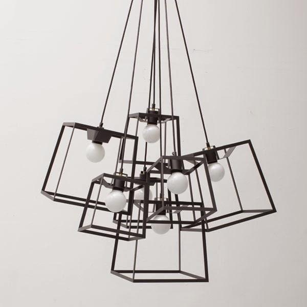 LET\'S STAY: Industrial Lighting Fixtures