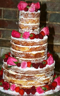 Country Wedding Cake Decorations