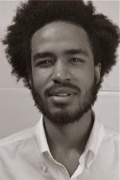 homme afro naturel