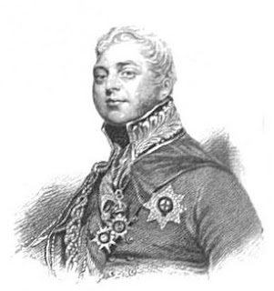 Prince William Frederick, Duke of Gloucester  from A Biographical Memoir of Frederick,   Duke of York and Albany by J Watkins (1827)