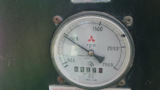 Mitsubishi S12R used marine motor for sale