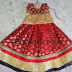 Benaras Skirt with Mirror Border