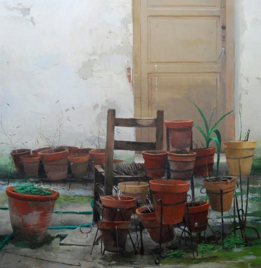 Galeria De Pintura Al Oleo: Pinturas Cuadros Lienzos: REALISMO: GALERÍA DE PINTURAS