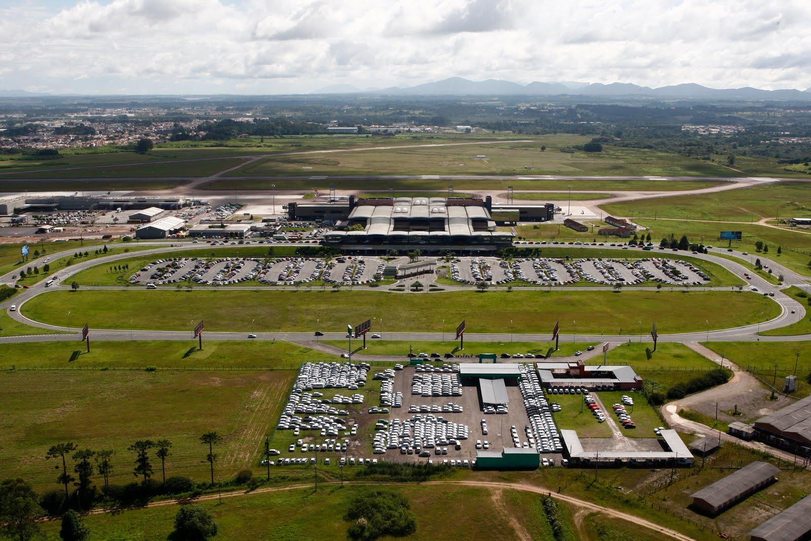 Aeroporto Afonso Pena : Sbct newspaper aeroporto internacional afonso pena