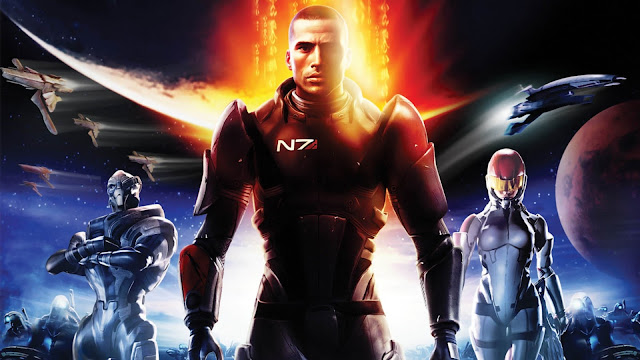 Mass Effect Game Wallpaper