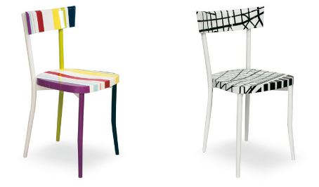 Cannella pois fall in love with pois trip chair for Sedie particolari