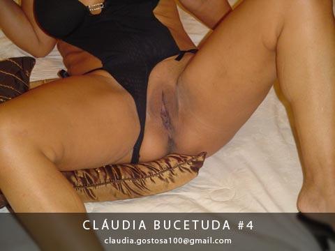 Cláudia Bucetuda