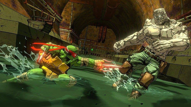 tartarugas Ninja game