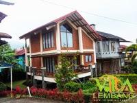 Villa Istana Bunga Lembang Blok G NO.4 WINDU