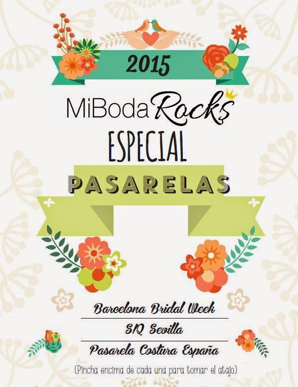 especial pasarelas nupciales 2015 blog bodas mi boda gratis vestidos novia coleccion 2015