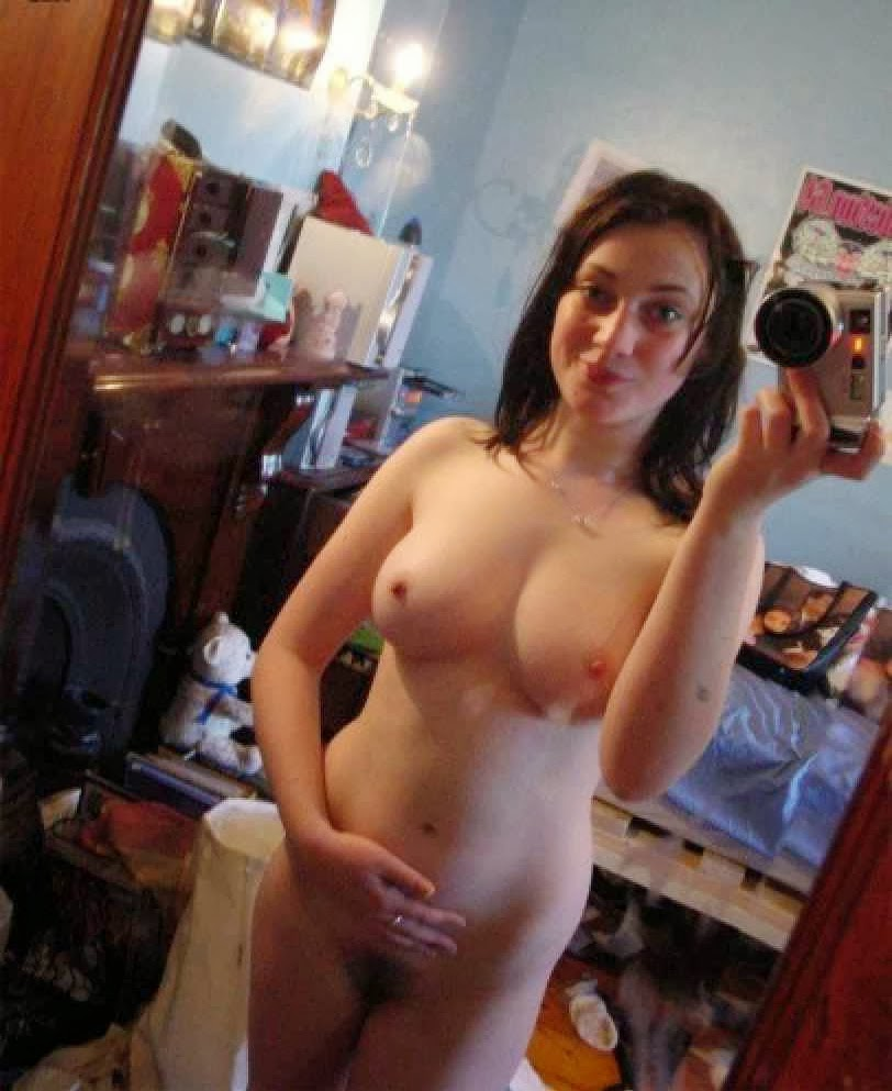 Busty Nude Milf Hot Sey Self Shot Own Pics In Mirror