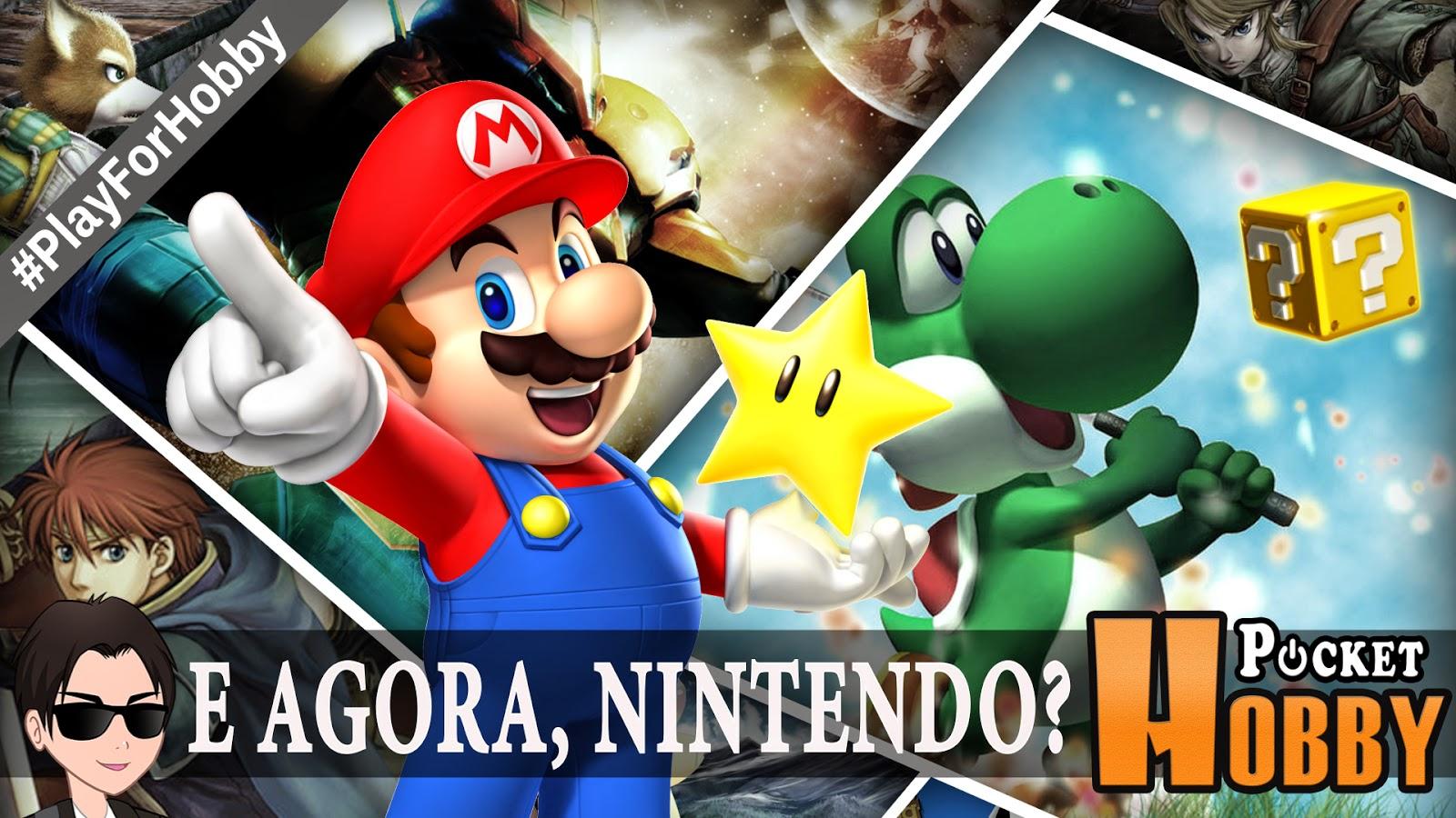 Pocket Hobby - www.pockethobby.com - Play For Hobby - E agora, Nintendo?!