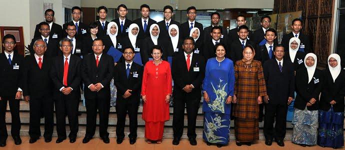 Barisan PMUKM Sesi 2012/2013