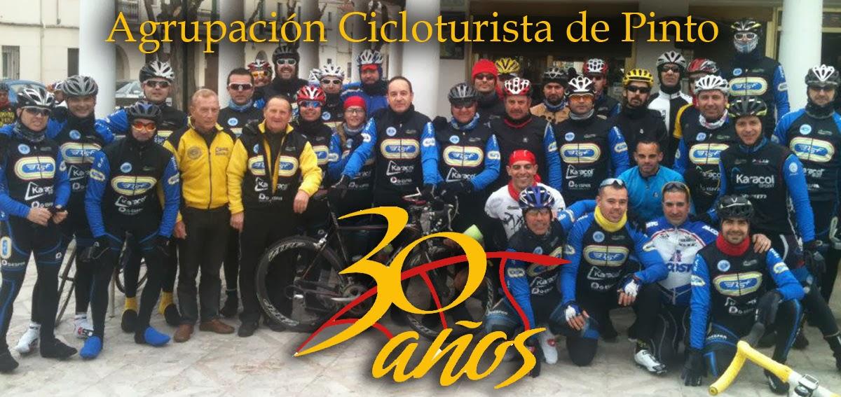 Agrupación Cicloturista de Pinto