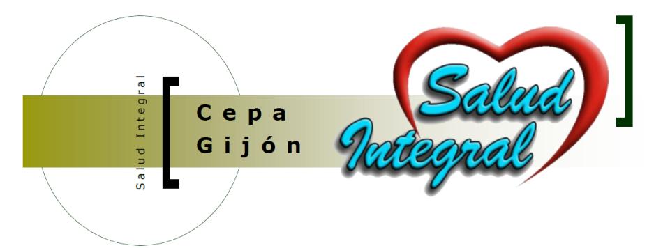 Salud Integral CEPA Gijón