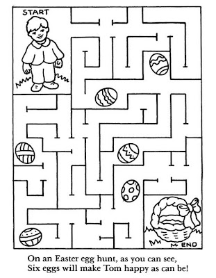 Simple Maze Clip Art Free