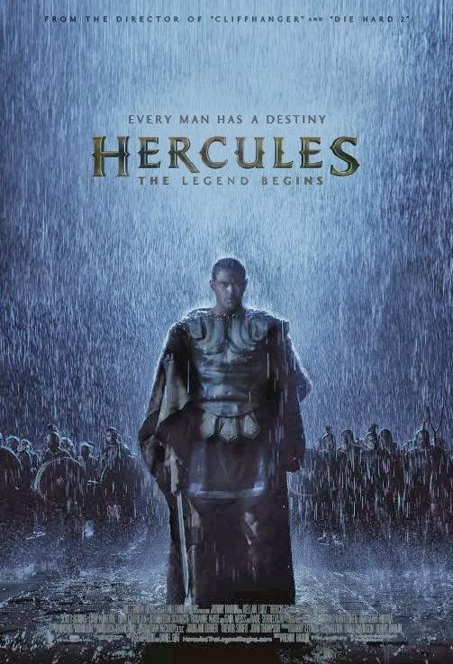 Hercules: Legends Begins -  poster