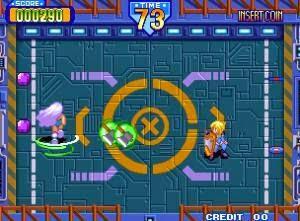 Battle Flip Shot arcade game portable download free