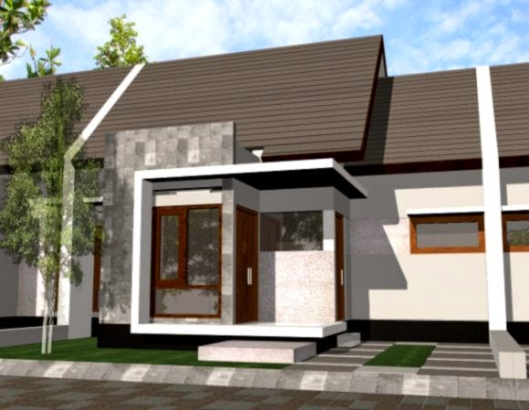Desain Rumah Sederhana Type 60  Design Arsitektur 2015