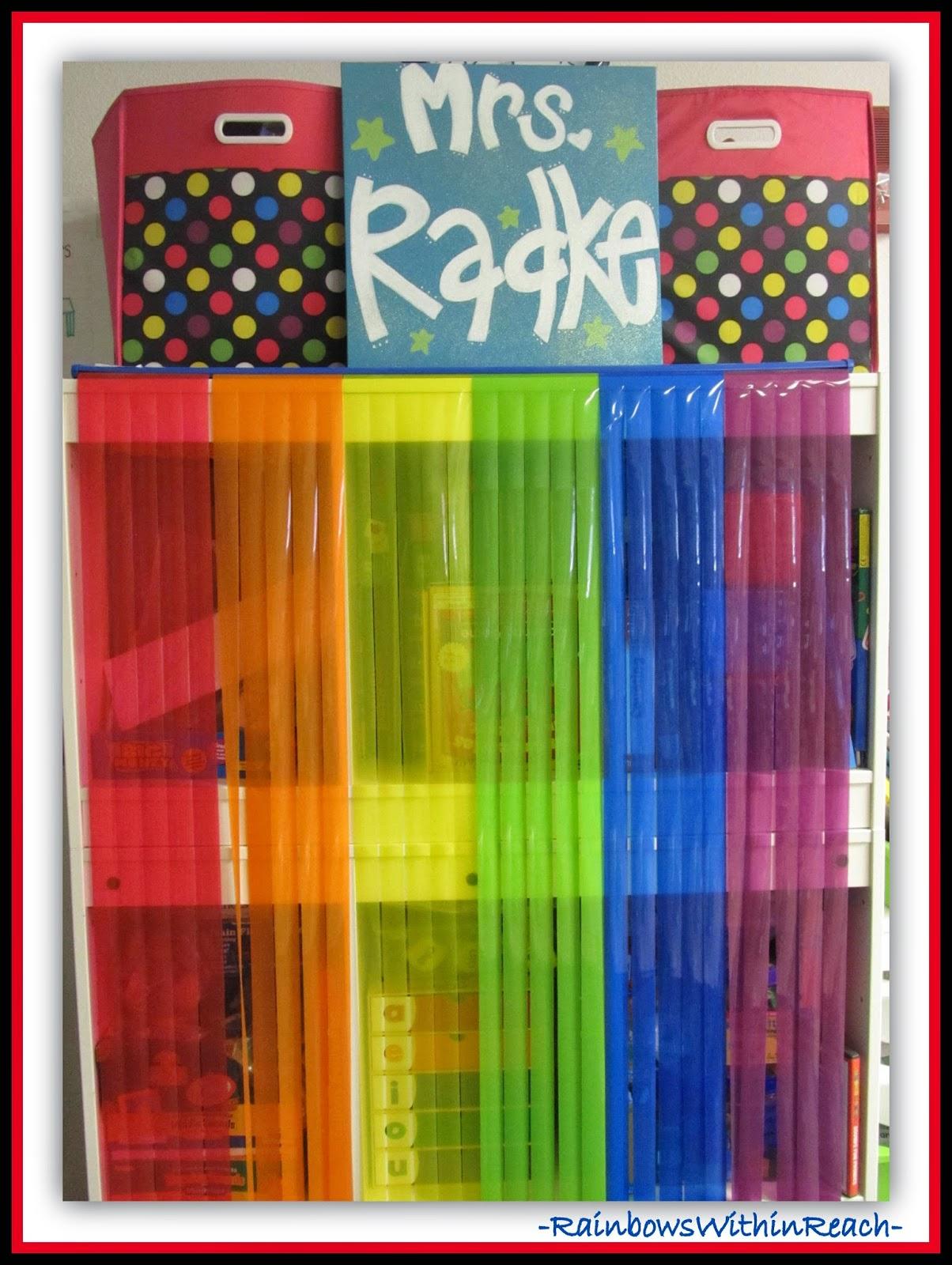 Classroom Curtain Ideas ~ Rainbowswithinreach spot