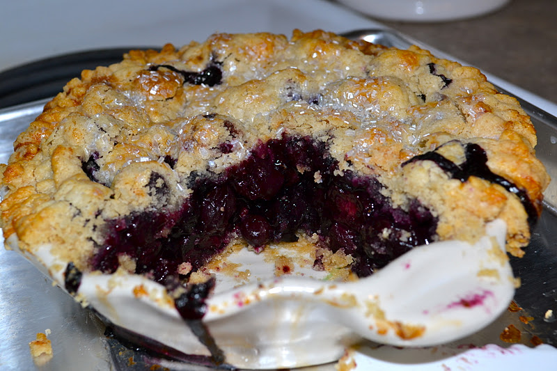 ... gluten free pie recipe visit this months host Lisa over at Gluten Free