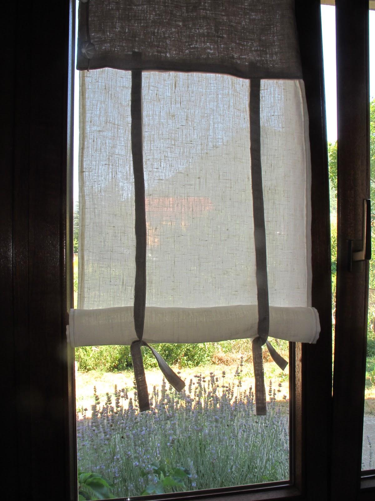 Il sapore della terra tende camera da letto - Foto tende camera da letto ...