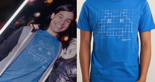 Camisetas Cisco Ramón en The Flash : Space Invaders