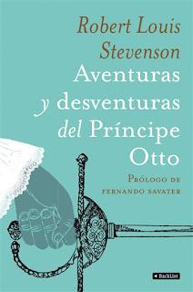 Aventuras y desventuras del Príncipe Otto Robert Louis Stevenson
