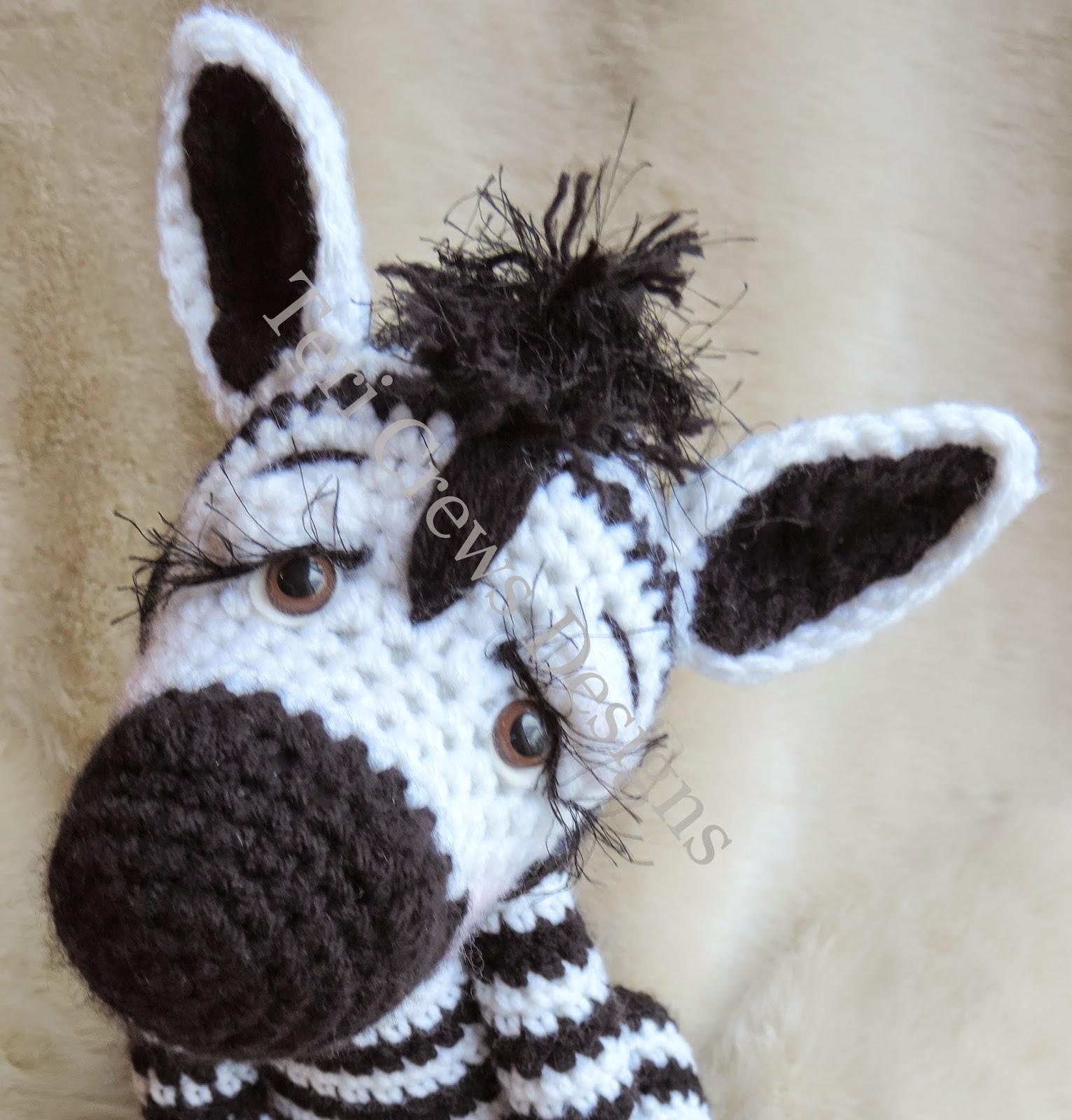 Teris Blog: Seeing Stripes, New Zebra Patterns