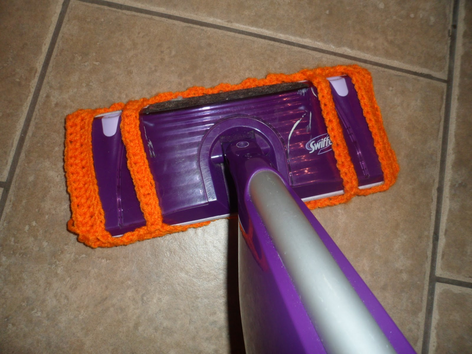 My Heart Vine Crochet Make Your Own Reusable Swiffer