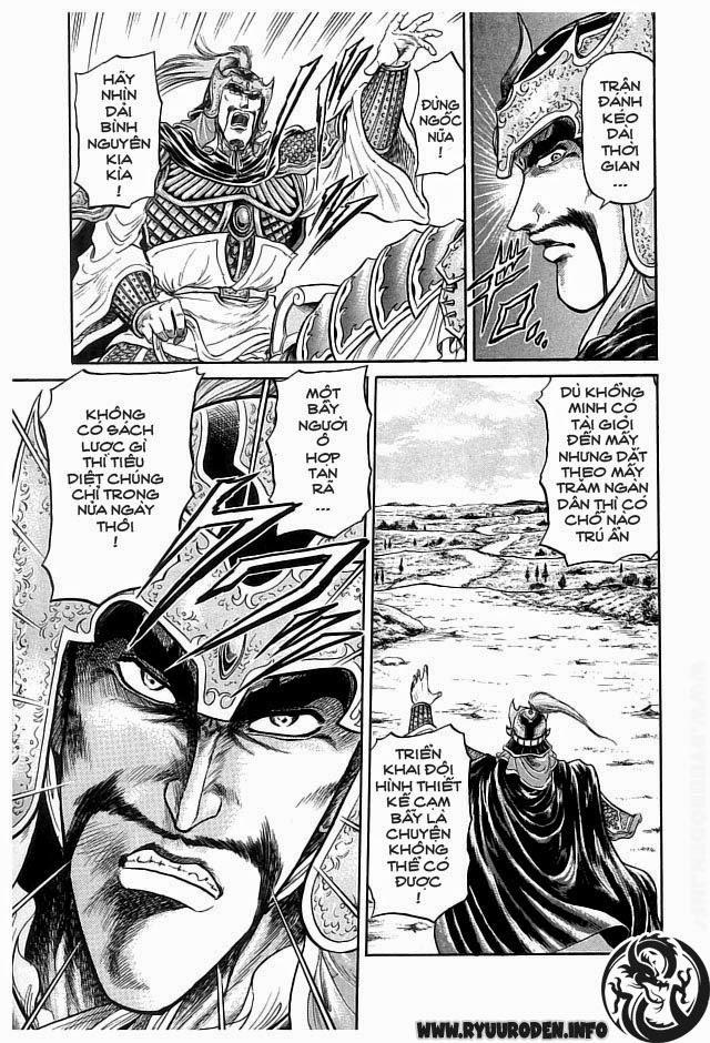 Chú Bé Rồng - Ryuuroden chap 18 - Trang 25