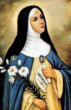 ST BEATRICE of Silva