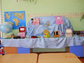 Организация музеев «У мамы и бабушки руки золотые» в группах №9, №10