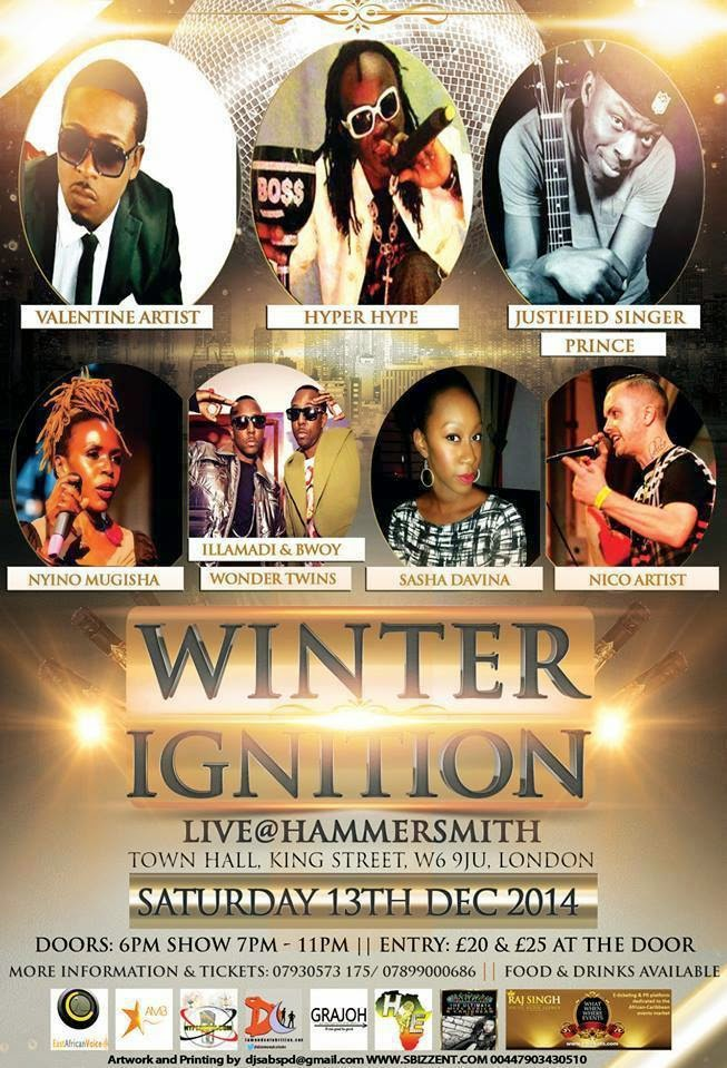 Winter Ignition Charity Concert
