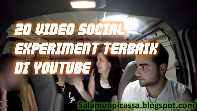 social experiment youtube videos
